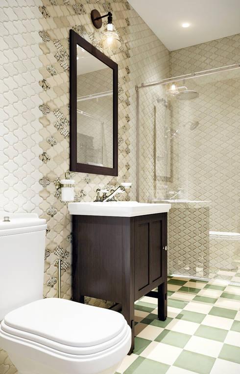 EJ Studioが手掛けた浴室