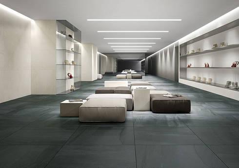 Porcelanicos Grandes Formatos : Centros comerciales de estilo  de Ceramistas s.a.u.