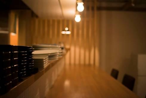 荻窪のダイニングバー[motenasi]: VOLOが手掛けたバー & クラブです。