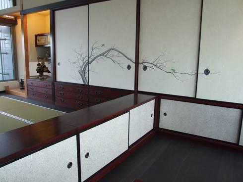 japanische raumgestaltung loft berlin por takumi homify. Black Bedroom Furniture Sets. Home Design Ideas