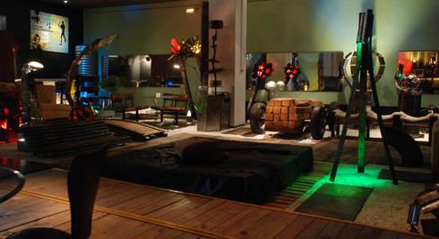 CREATIVA36: Salones de eventos de estilo  de Doble36