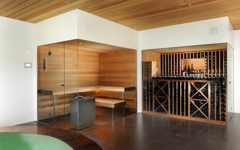 sauna nach mass von k ng ag saunabau homify. Black Bedroom Furniture Sets. Home Design Ideas