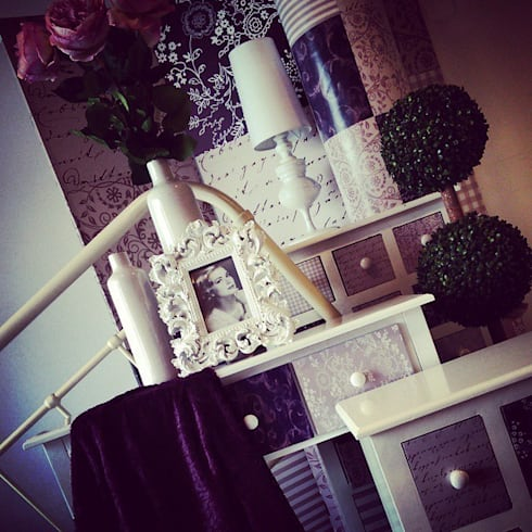 Mobiliario: Hogar de estilo  de Mandarina Home
