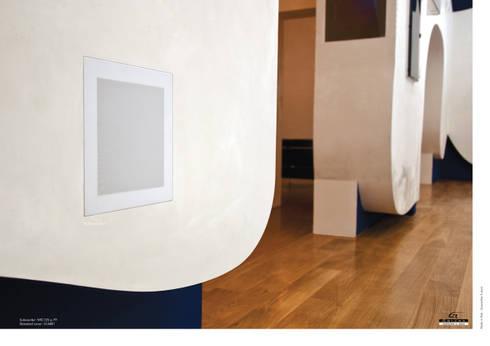 Lautsprecher on/in wall by media & home :: hoffmann | homify
