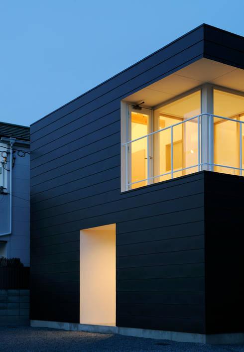.: 嶋田忠博建築設計事務所が手掛けた家です。