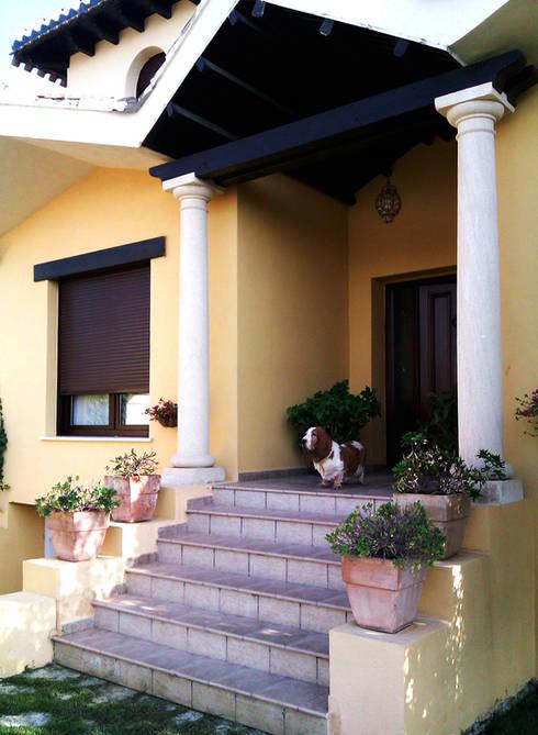 Alejandro Ramos Alvelo / arquitecto의  주택