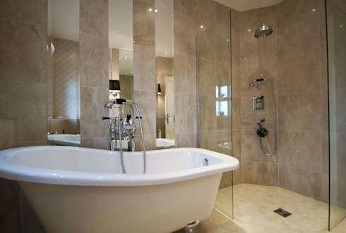 Taylors Etc Client Bathrooms : classic Bathroom by Taylors Etc