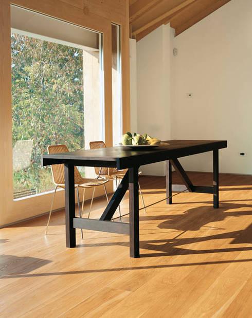 Sala da pranzo in stile in stile Moderno di HORM.IT