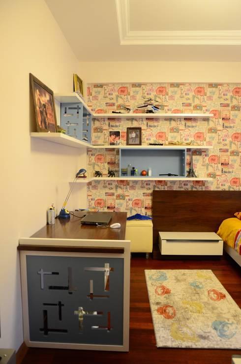 Arte FABBRO – ÇOCUK ODALARI VE GENÇ ODALARI: modern tarz Çocuk Odası