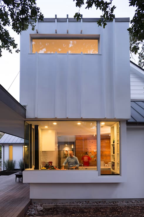 Casas  por Hugh Jefferson Randolph Architects