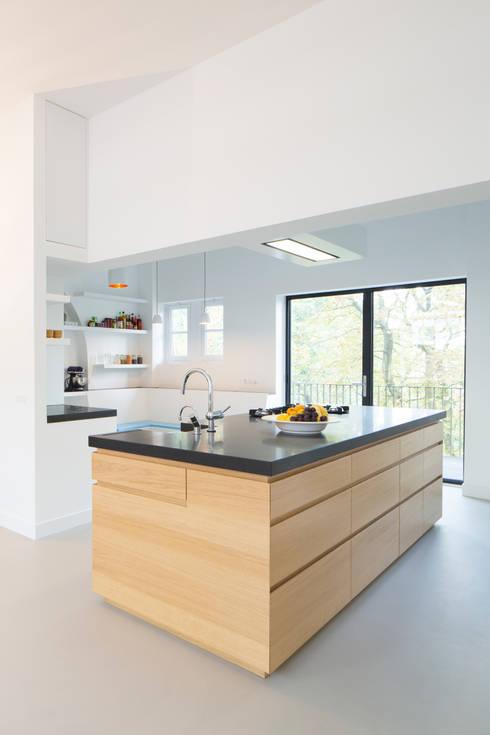 industriële Keuken door homify