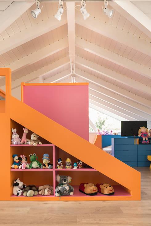 Kali Arquitetura:  tarz Çocuk Odası
