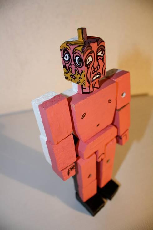 ANDRO1D: Arte de estilo  por ELROI