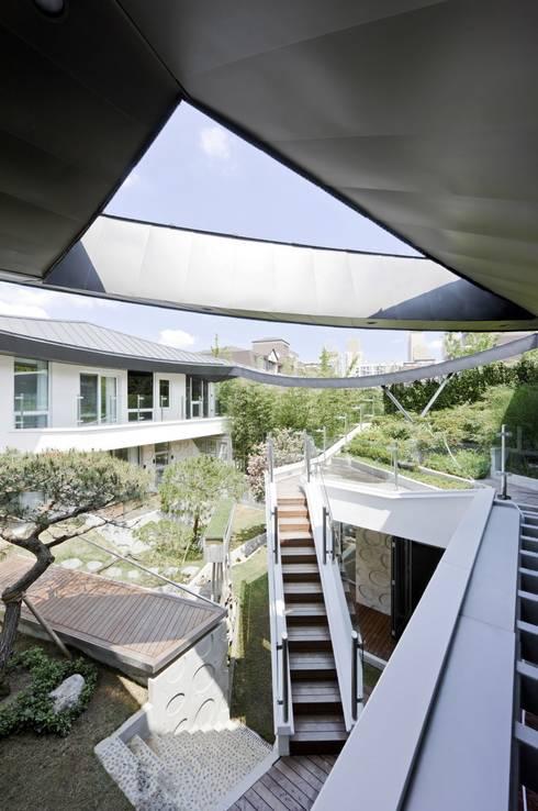 GA ON JAI : IROJE KIMHYOMAN의  정원