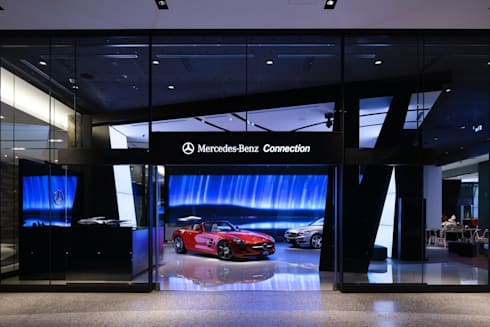 Mercedes-Benz Connection #3: 窪田建築都市研究所 有限会社が手掛けたです。