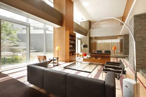 Park Tower Yachiyo Midorigaoka: 窪田建築都市研究所 有限会社が手掛けたです。