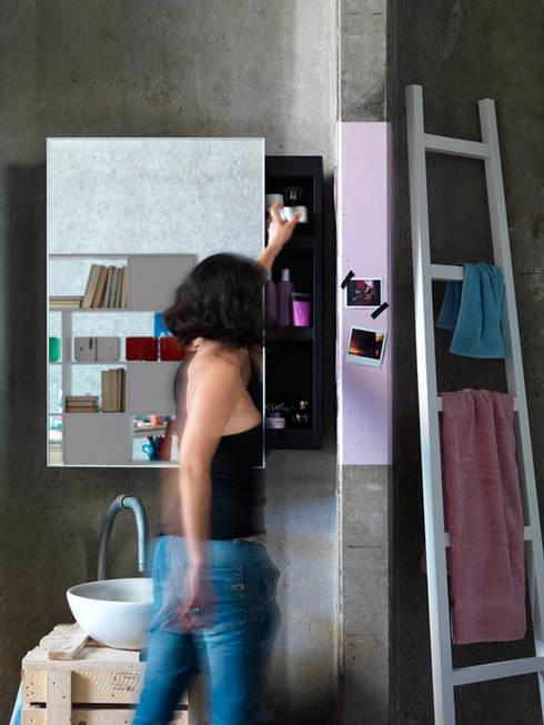 modern Bathroom by HORM.IT
