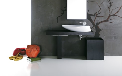 Sanitarios: Baños de estilo moderno de Ceramistas s.a.u.