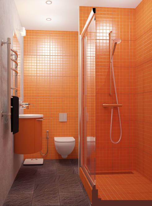 Санузел: Ванные комнаты в . Автор – Универсальная история