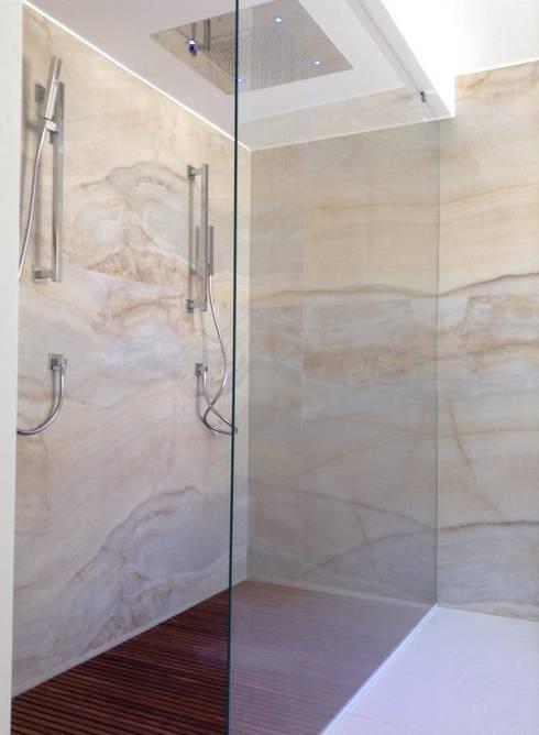 hause11 provincia di Caserta: Bagno in stile  di studiozero