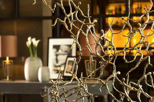Interiordesign & Kunstkonzept Hotel Lobby:  Kunst  von Fine Rooms Design Konzepte GmbH