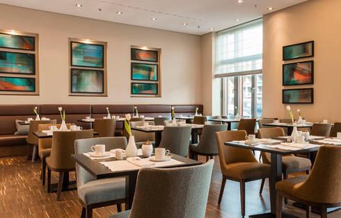Interiordesign & Kunstkonzept Hotel Restaurant:  Hotels von Fine Rooms Design Konzepte GmbH