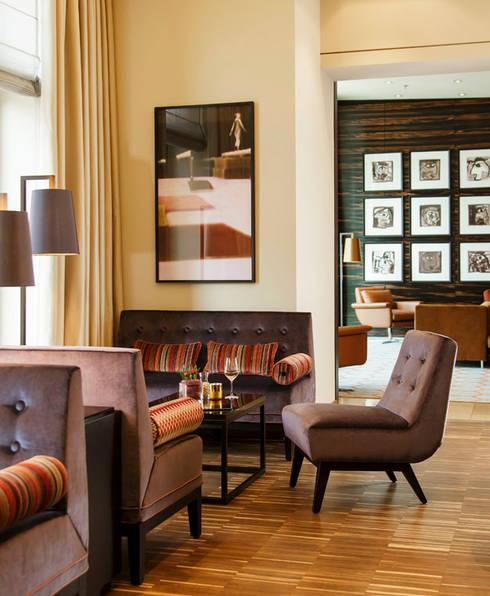 Interiordesign & Kunstkonzept Hotel Bar:  Hotels von Fine Rooms Design Konzepte GmbH
