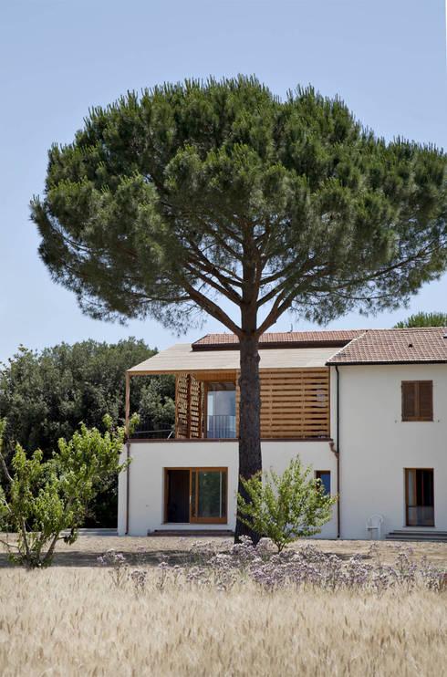 Casas mediterrânicas por mc2 architettura