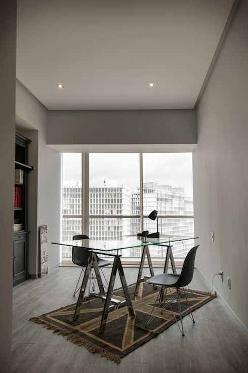 Study/office by kababie arquitectos