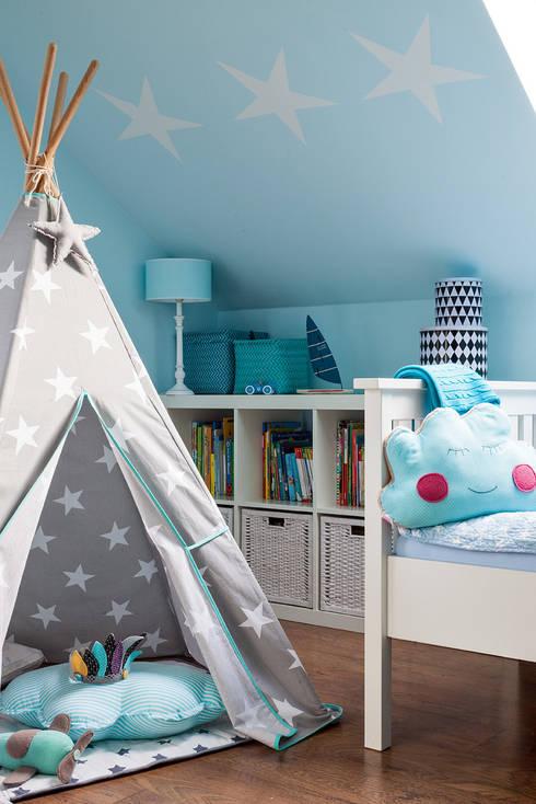 Детские комнаты в . Автор – Toto Design