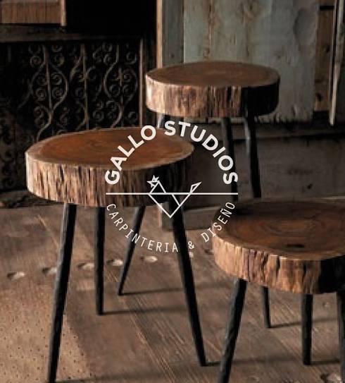 Gallo Projects: Hogar de estilo  por GALLO PROJECTS