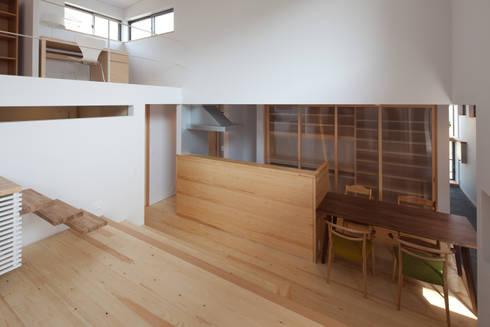 ドレミの家: 株式会社 井川建築設計事務所が手掛けたキッチンです。