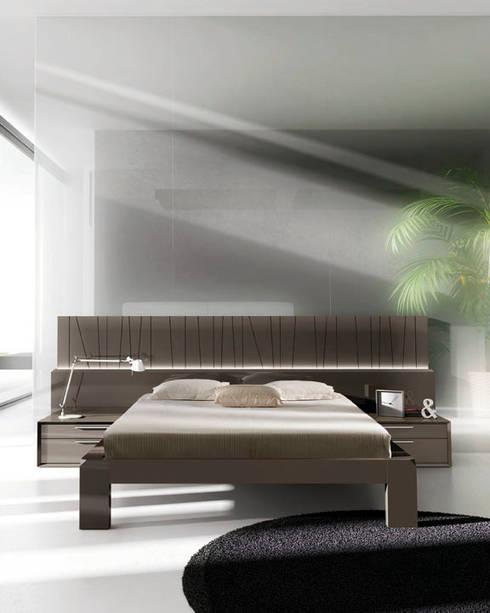 Dormitorios con estilo: Dormitorios de estilo moderno de MUEBLES FRAN