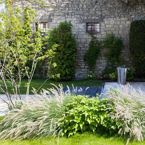 Un jardin contemporain par garden trotter homify - Amenager un jardin contemporain ...