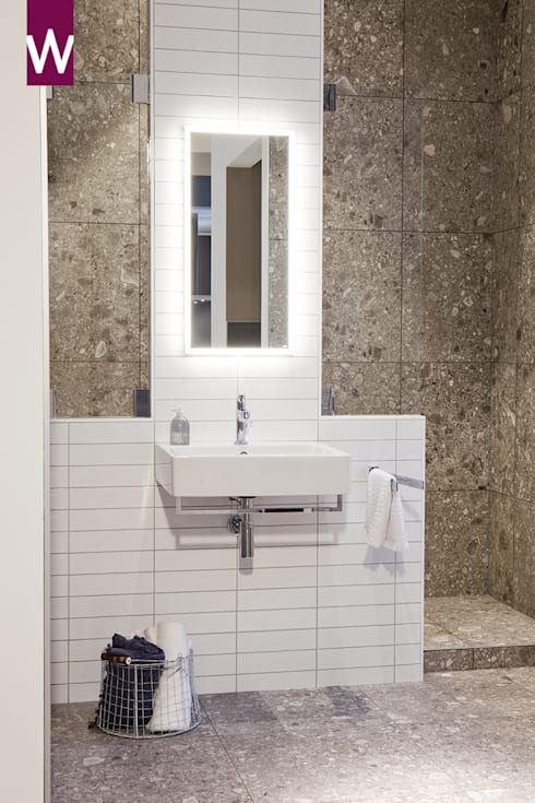 Bathroom by Van Wanrooij keuken, badkamer & tegel warenhuys