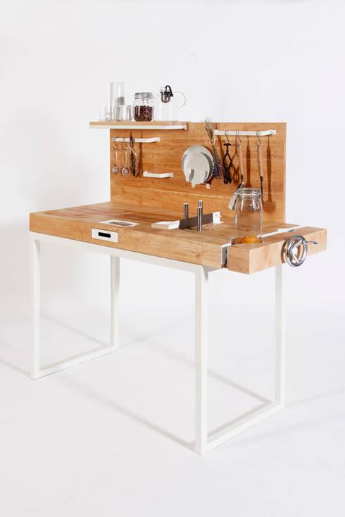 ChopChop.:  Küche von Dirk Biotto – Industrial Design