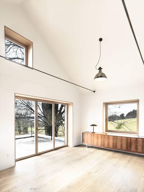 LASSEHAUS:  Arbeitszimmer von Spandri Wiedemann Architekten