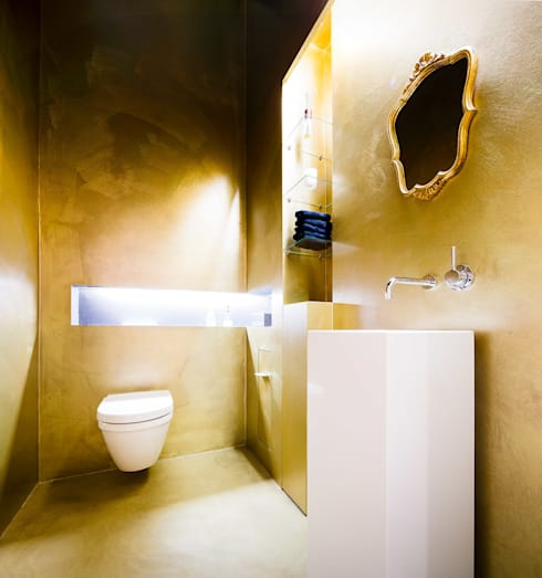 Bathroom by Philipp Architekten - Anna Philipp