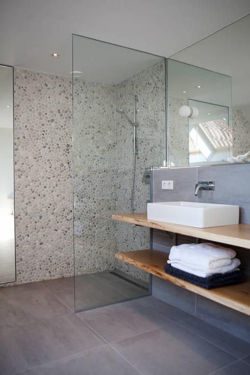 Vakantiehuis Schiermonnikoog:  Badkamer door Binnenvorm