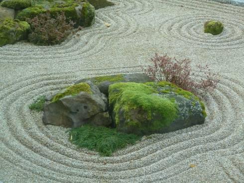 ZEN-Garten: asiatischer Garten von Gärten für die Seele - Harald Lebender