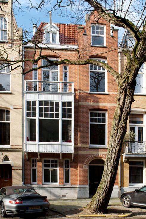 Casas de estilo clásico de Binnenvorm