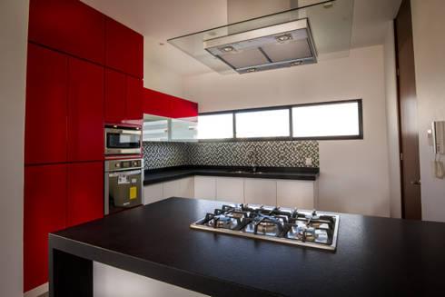 Casa provenza de bang arquitectura homify - Cocinas como disenarlas ...
