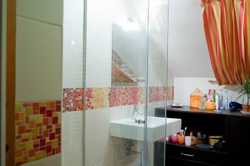 Mosaïque Personnalisée - Salles De Bain Par Art Mosaico | Homify