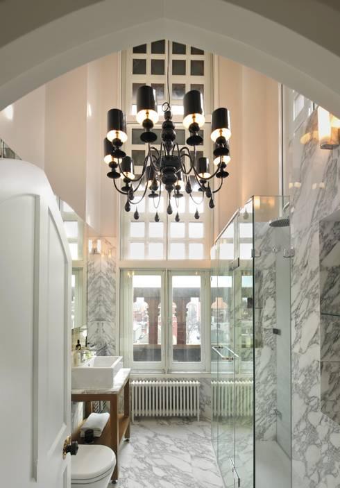 St. Pancras Penthouse :   by TG Studio