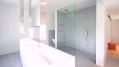 Badkamer En Suite : Slaapkamer met badkamer ensuite nieuwe wonen