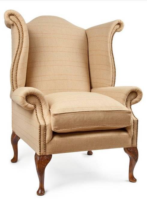 Salones de estilo  de The Bespoke Chair Company