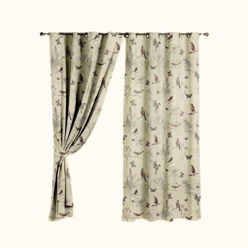 Woodland Birds Curtains