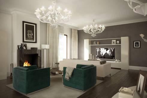 Lieblich Modern Living Room By Formforhome Architecture U0026 Design