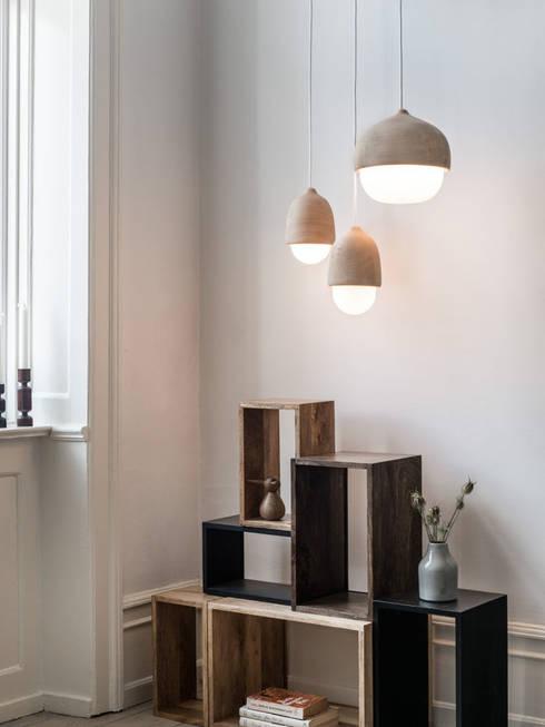 ห้องนั่งเล่น by Designort