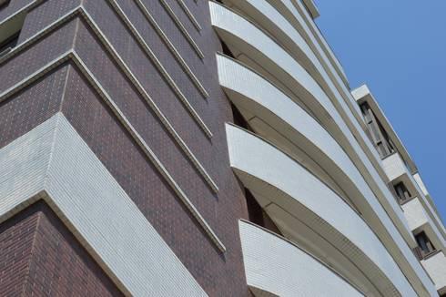 Detalhe: Casas modernas por André Petracco Arquitetura